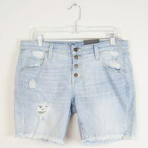 NWT | Mossimo | Boyfriend Shorts